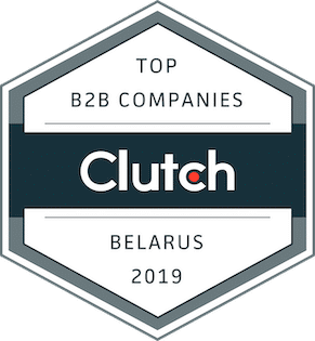 Clutch Awards Spiral QA Top B2B Company