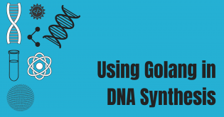 Golang and DNA Synthesis