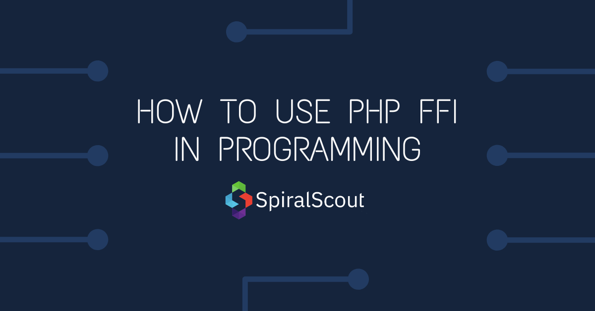 Programming with PHP FFI